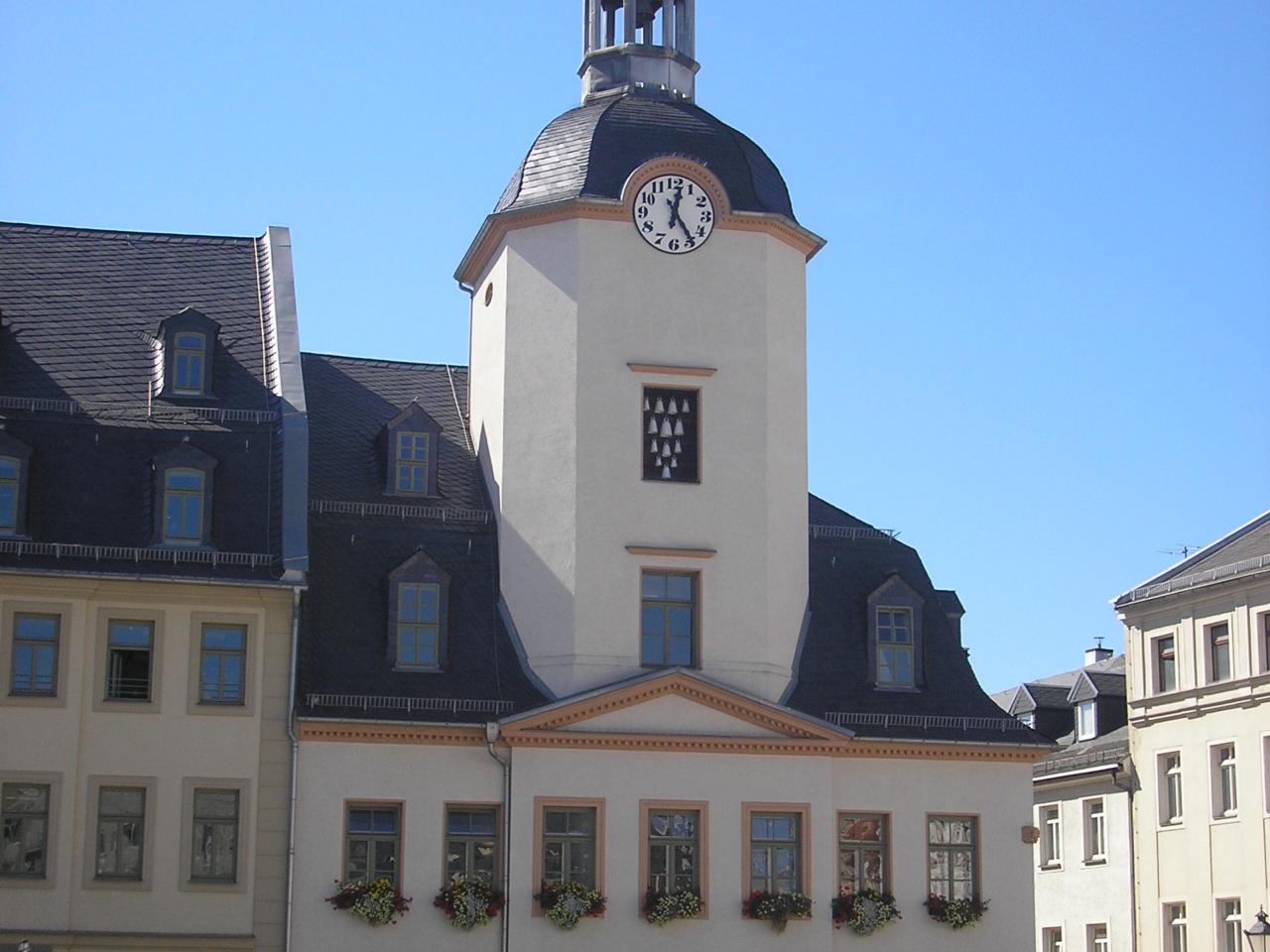 Rathaus Glauchau