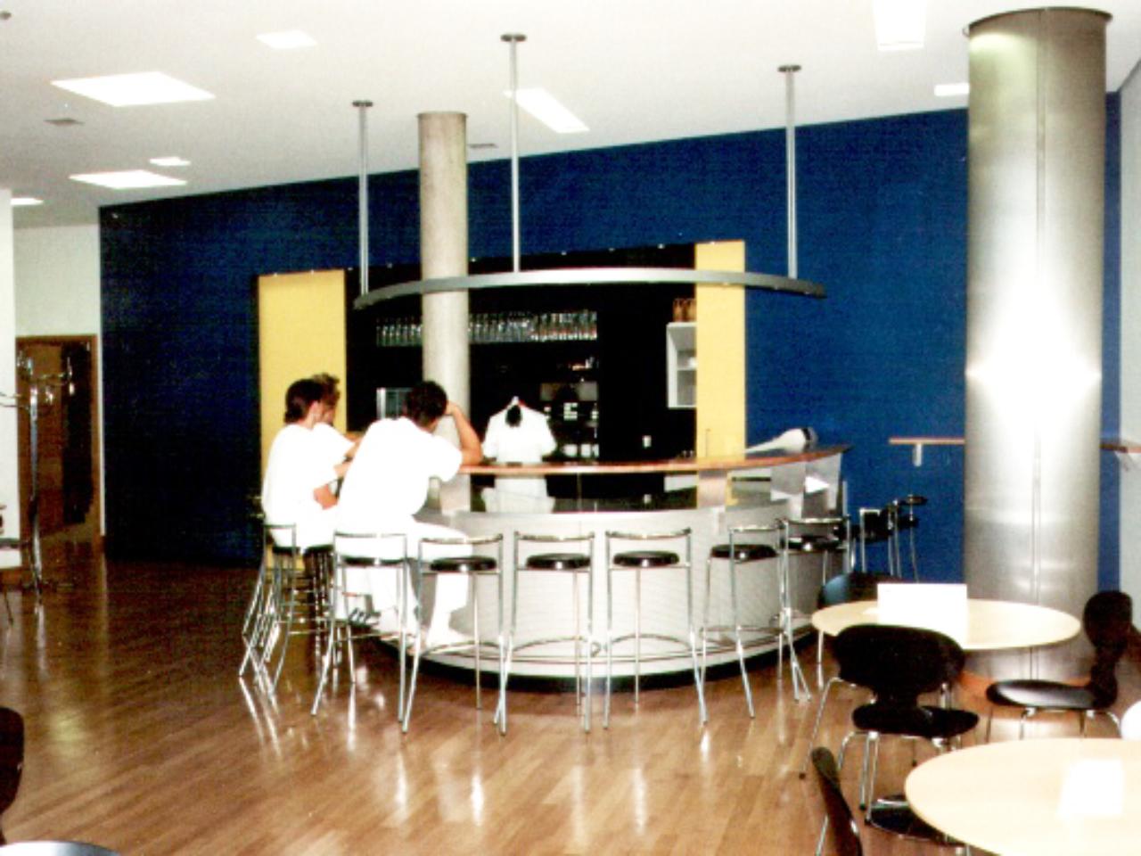 Bistrotheke Herzzentrum Frankfurt